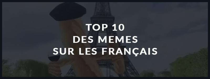 Image memes sur les francais