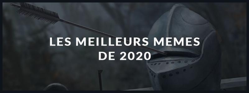 Read more about the article Les meilleurs memes de 2020